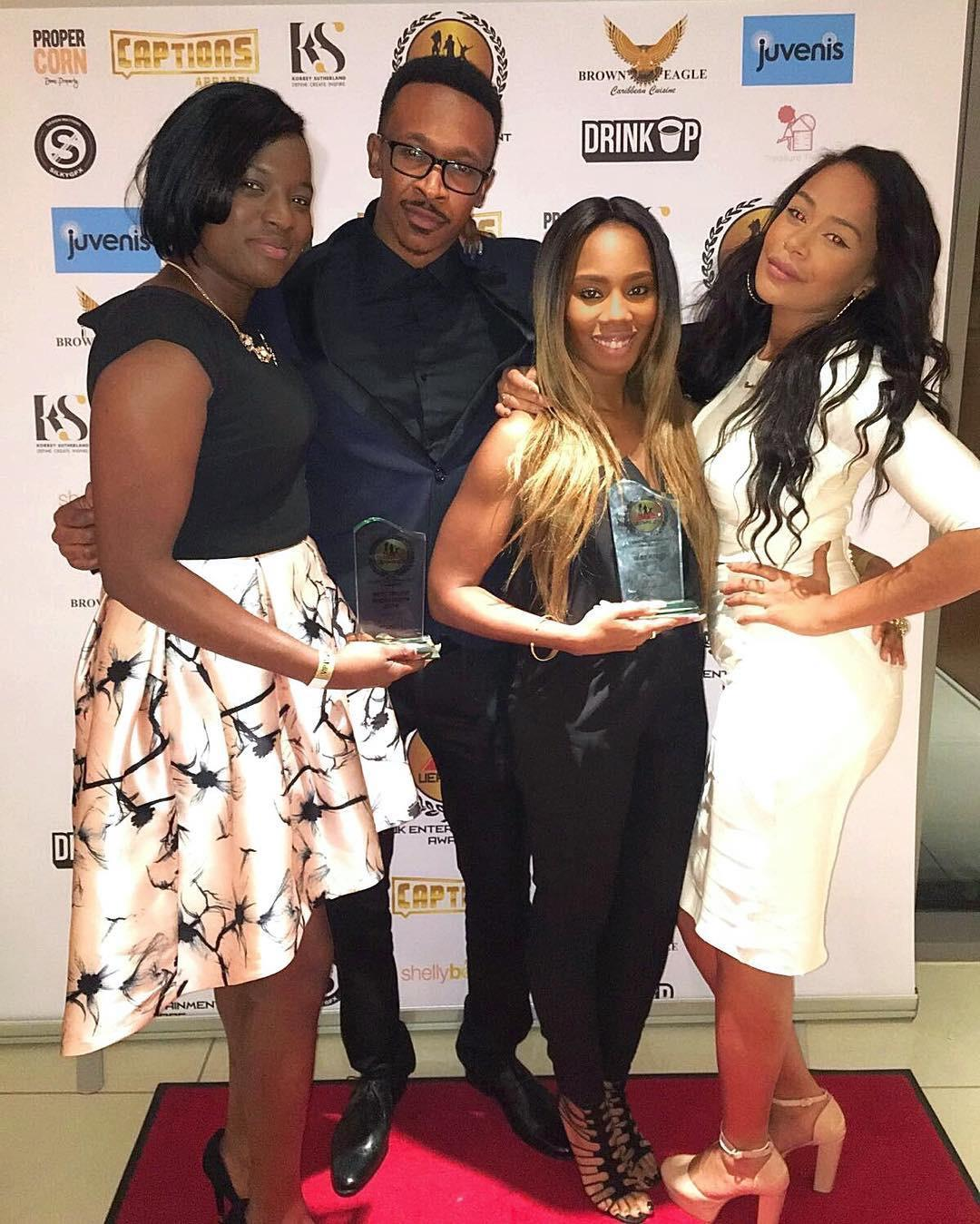Beat FM Emerges Radio Station of the Year at the Urban Music Award in London