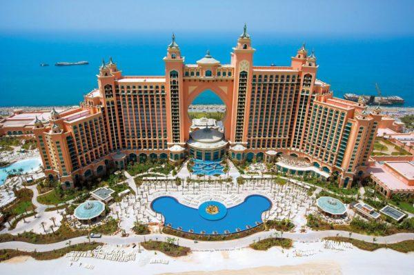Credit: Atlantis, The Palm Hotel Resort