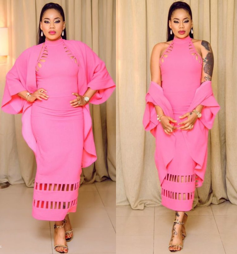Bn Pick Your Fave Toyin Lawani Lilly Afe In Elegante By Tiannah Styling Bellanaija