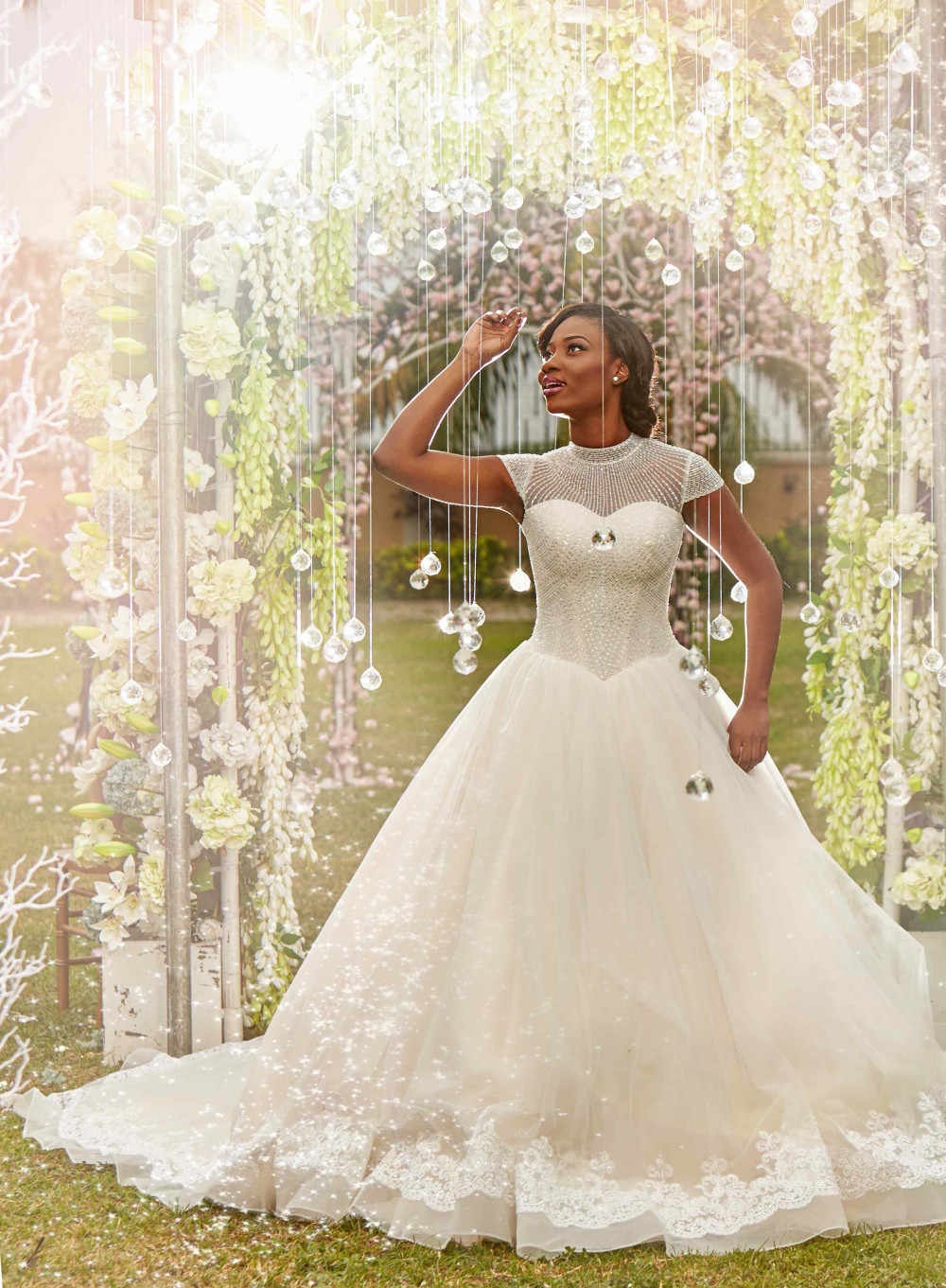 22b8d766d1d47 One of Nigeria's foremost events management company, Elizabeth R, is  pleased to announce the launch of, Avant Garde, its bridal store that  features an ...