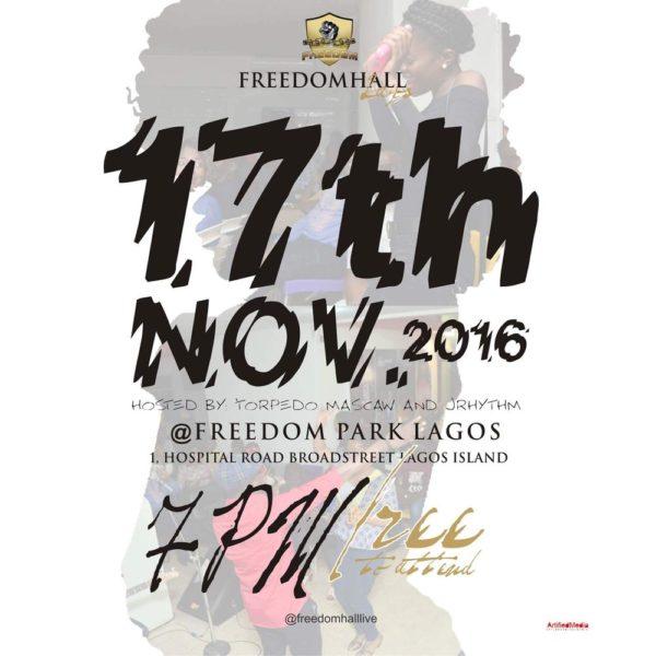 freedom-hall-open-mic-night