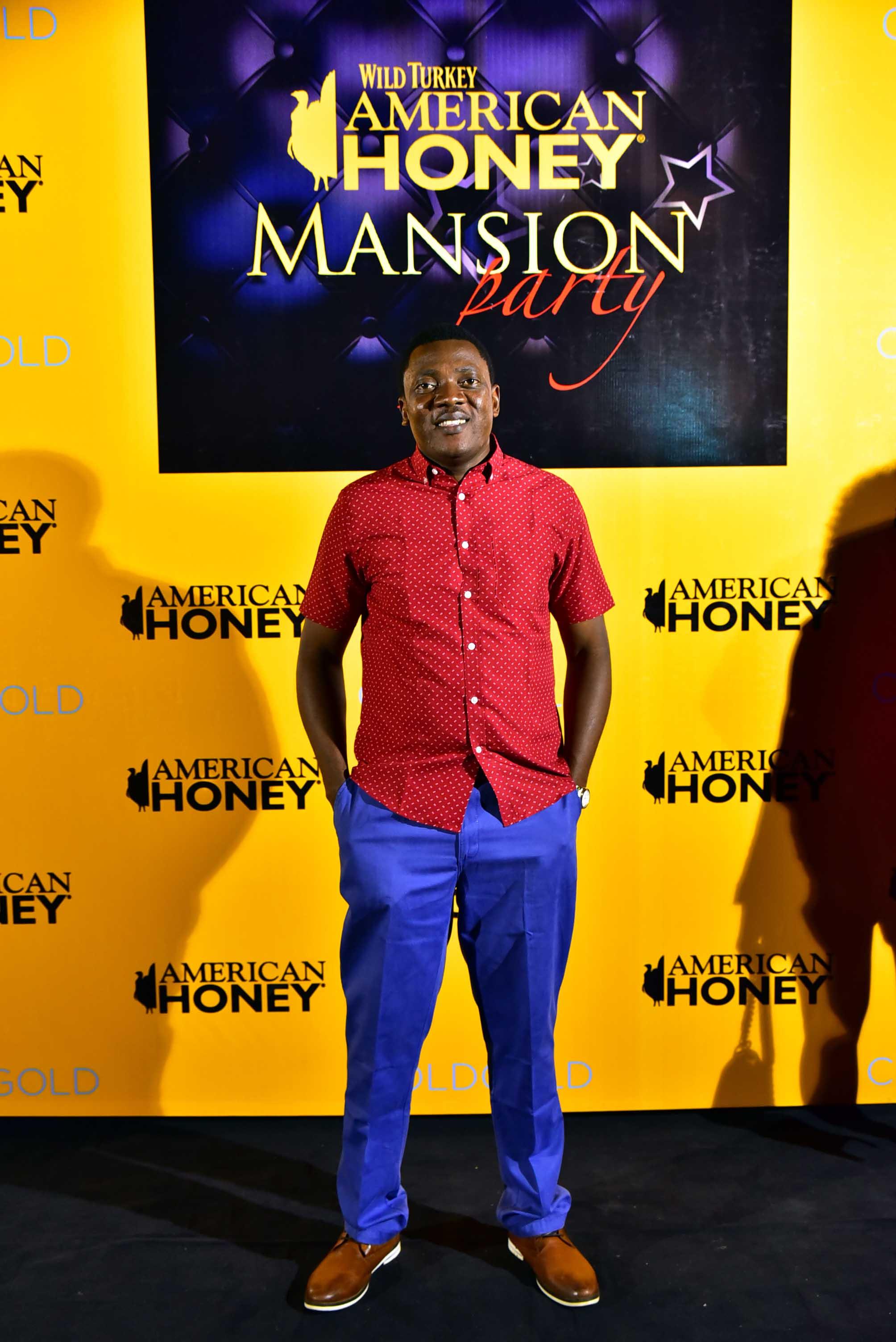 General Manager Brian Munro Abayomi Ajao