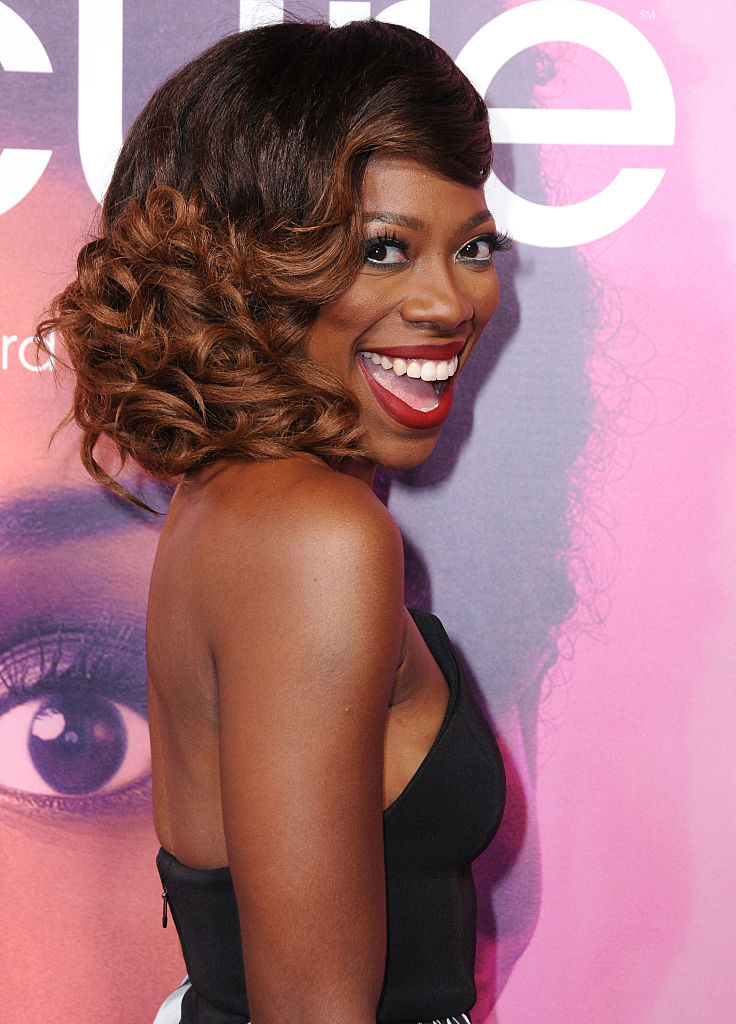 LOS ANGELES, CA - OCTOBER 06:  Actress Yvonne Orji attends the premiere of HBO's 'Insecure' at Nate Holden Performing Arts Center on October 6, 2016 in Los Angeles, California.  (Photo by Barry King/Getty Images)