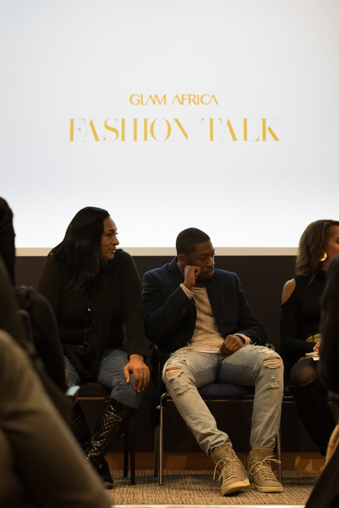 83cbdd76a41 Glam Africa Magazine Partners with MOBO to Launch  Fashion Talk ...