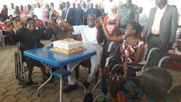 governor-fayose-56th-birthday-with-physically-challenged3