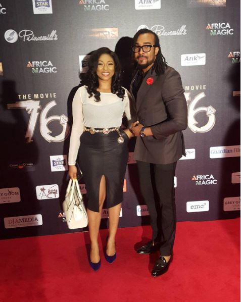 Helen Enado Odigie & Bryan Okwara