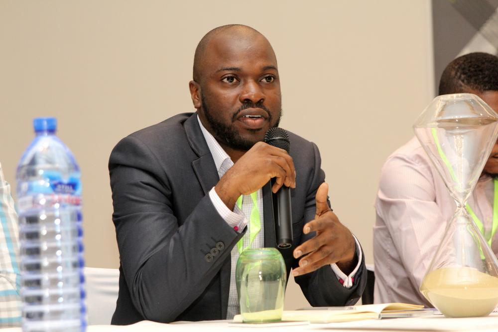 Oti Ukubeyinje, Media Director at Sponge Digital