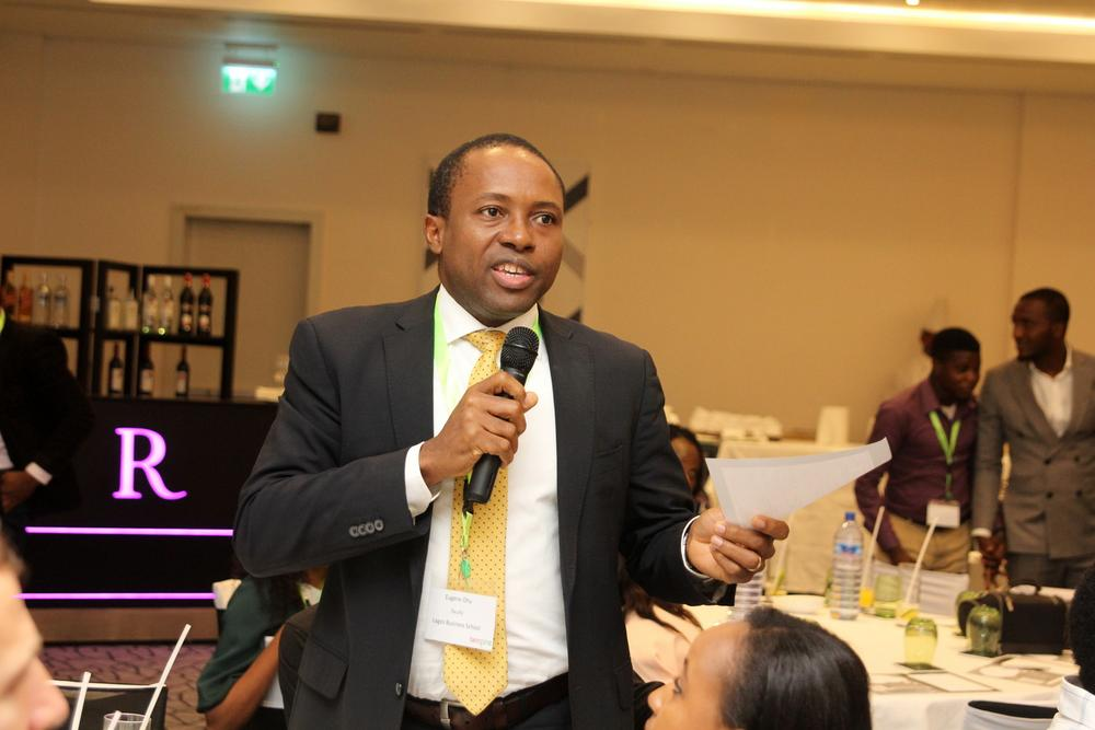 Dr. Eugene Ohu, Faculty, Lagos Business School