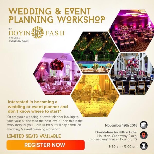 Learn all about event planning at the wedding event - Plan it event design and management ...