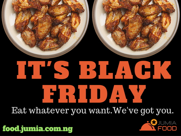 this is why jumia food s black friday is the best black friday this year bellanaija. Black Bedroom Furniture Sets. Home Design Ideas