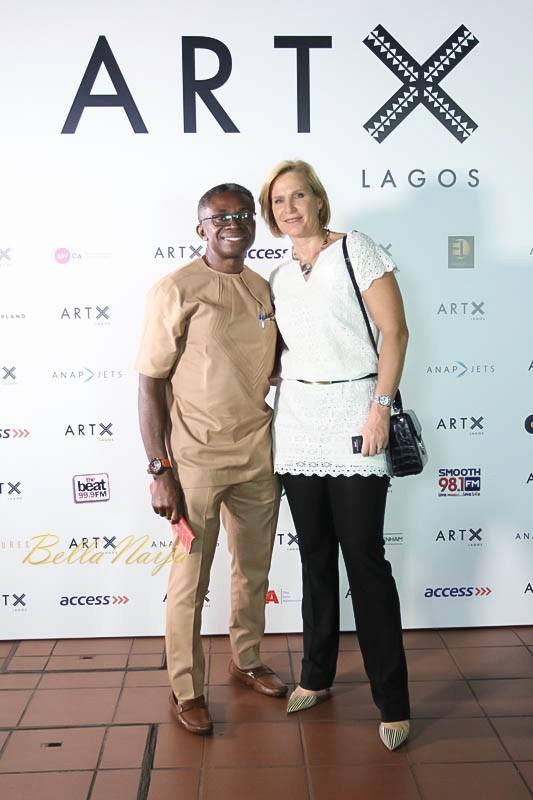 Ikechukwu & Yvonne Chioke