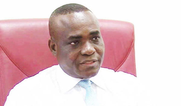 SSA to the President on National Assembly Matters (Senate), Sen. Ita Enang