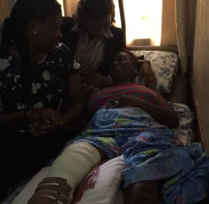 The victim, Ivie Edobor | Photo Sahara reporters