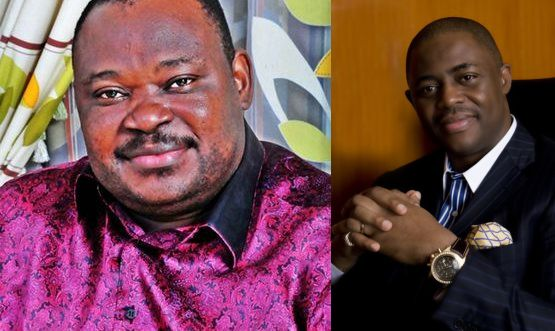 Image result for Femi Fani-Kayode And Jimoh Ibrahim