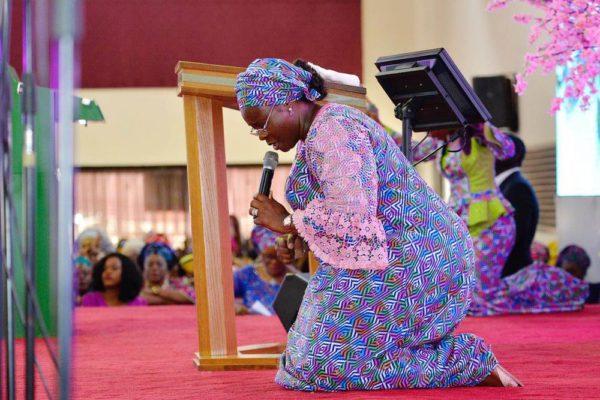 Omolara Ahmed, First Lady of Kwara