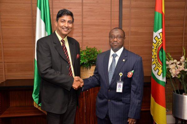 Dr. Maikanti Baru and Kanyal
