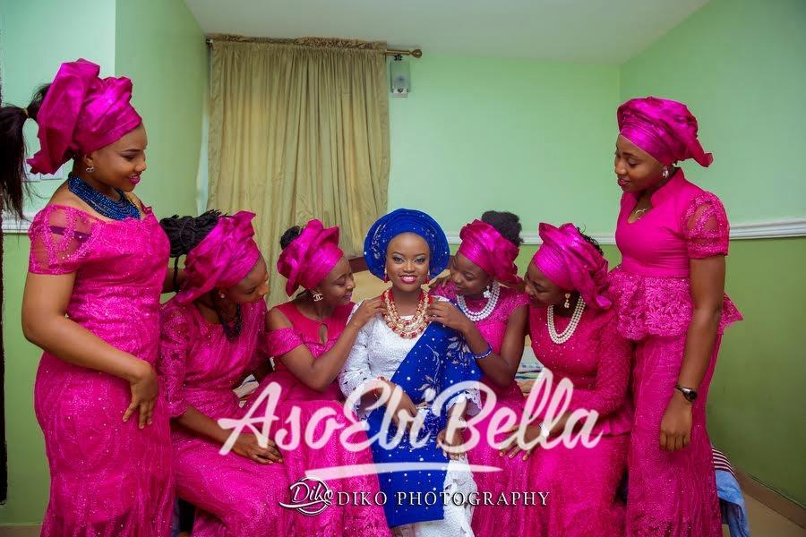 Olamiposi & her ~ #AsoEbiBella