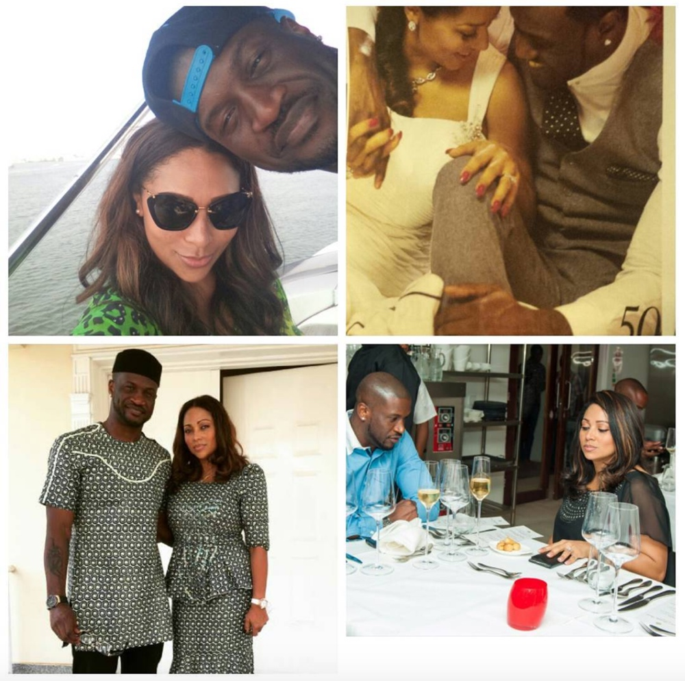 """11 Years Together … No Be Joke!"" Lola Omotayo-Okoye & Peter of PSquare Celebrate their Anniversary"