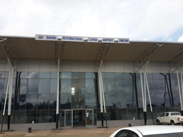 Sam Mbakwe Airport