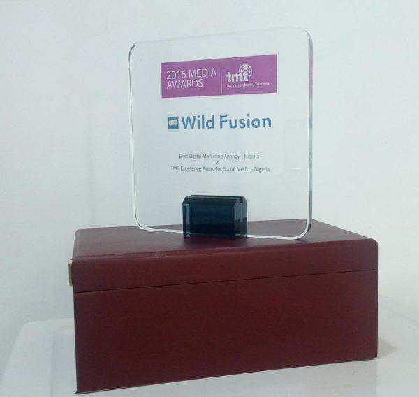 Wild Fusion tmt-award