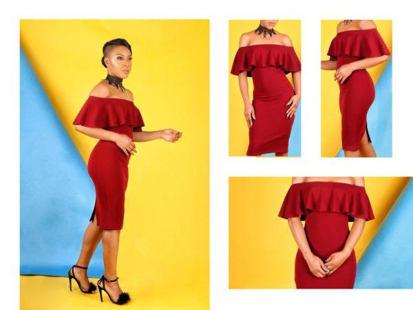 Blogger Lola OJ Is The Muse For Contemporary Womenswear