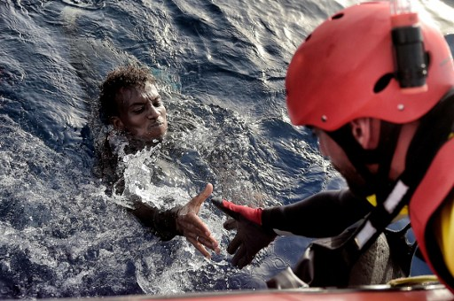 200 Migrants drown in Mediterranean Sea - BellaNaija