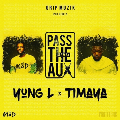 New Music: Yung L feat. Timaya – Pass The Aux (Remix)