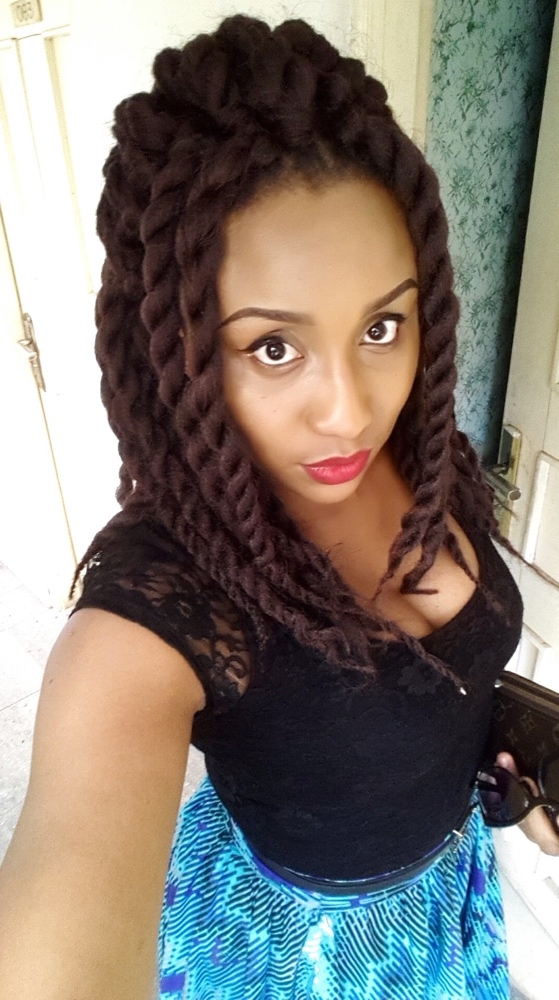 Crochet Hair Rubber : ... hair? - Chisom Anyiam shares her 2 Year Natural Hair Journey with