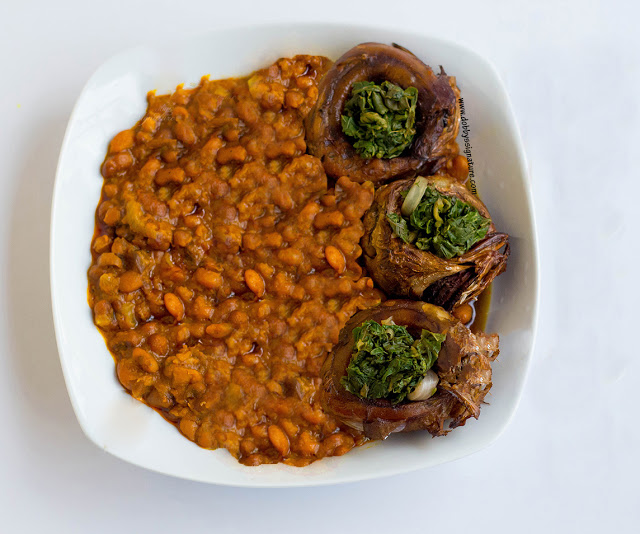 Worlddiabetesdayng beans fish more nigerian food bloggers are dobbyssignature beans bellanaija ingredients forumfinder Choice Image