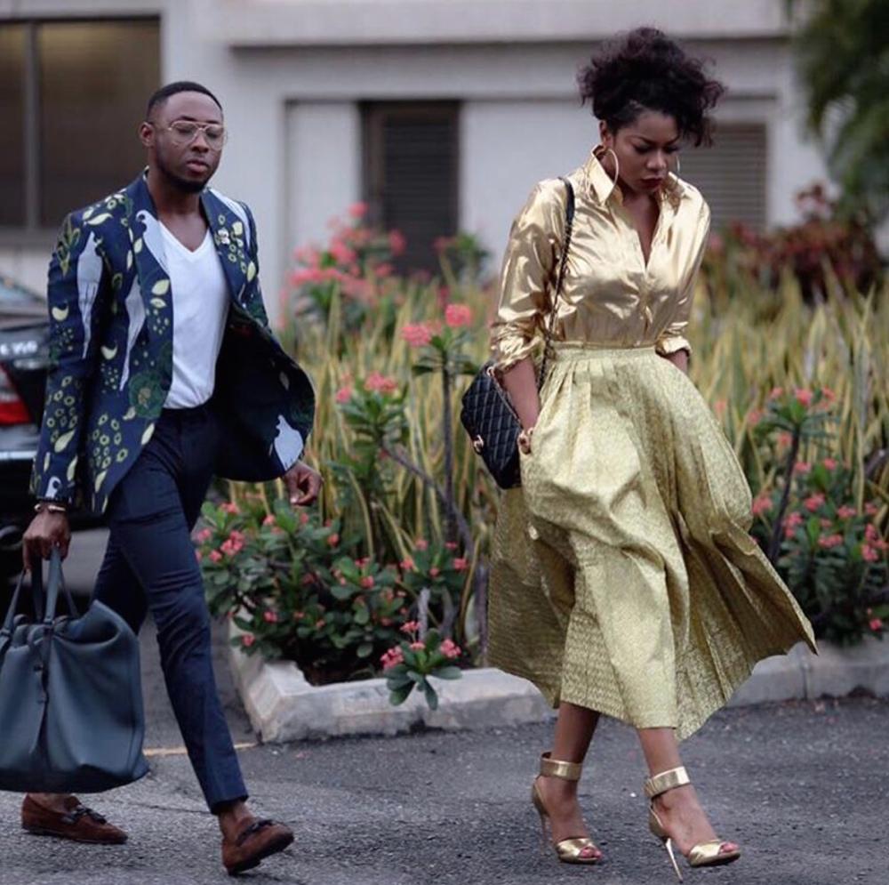 efe-tommy-yvonne-nwosu-heineken-lagos-fashion-and-design-week-2016-street-style_2_bellanaija