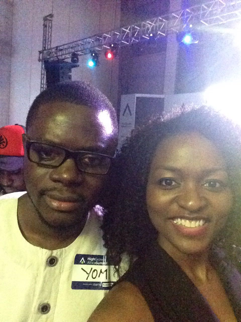 With Oluyomi Ojo