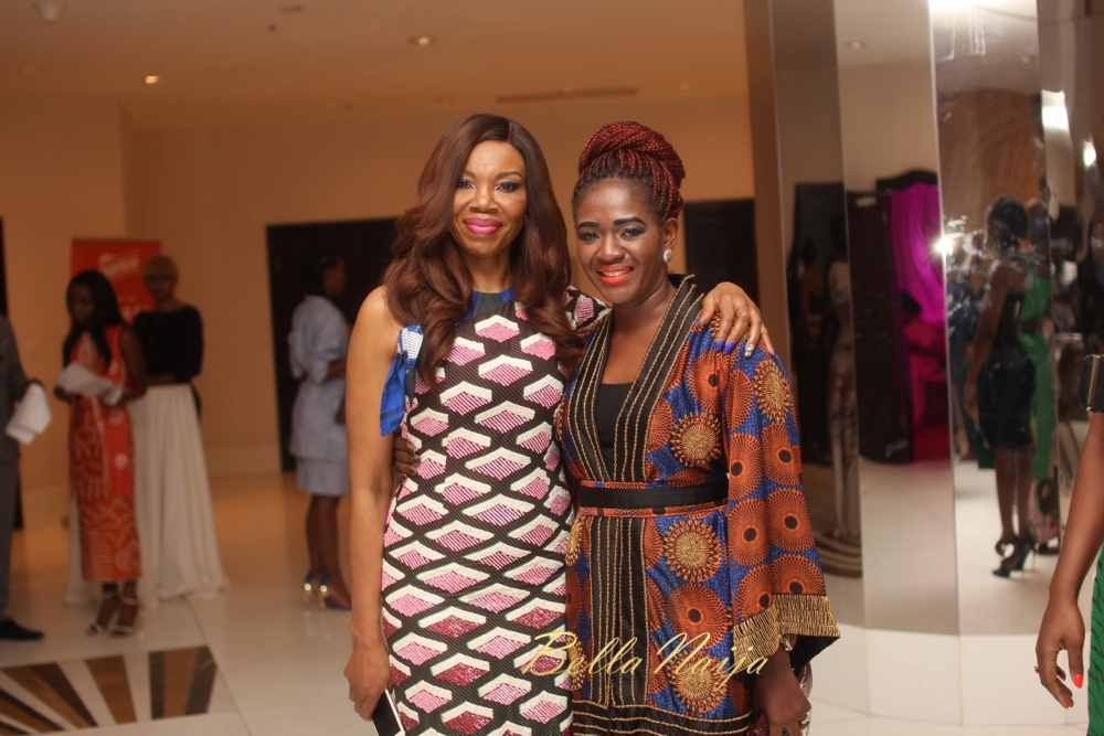 Betty Irabor & Tewa Onasanya