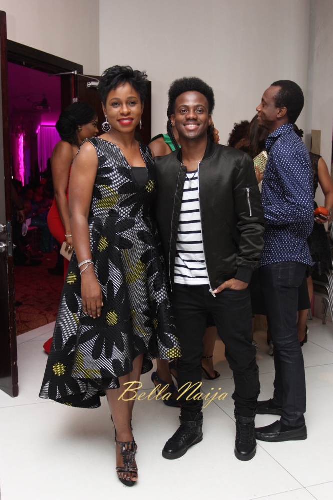 Bolanle Austen Peters & Korede Bello