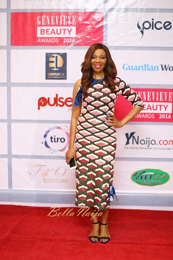 Betty Irabor in Lisa Folawiyo