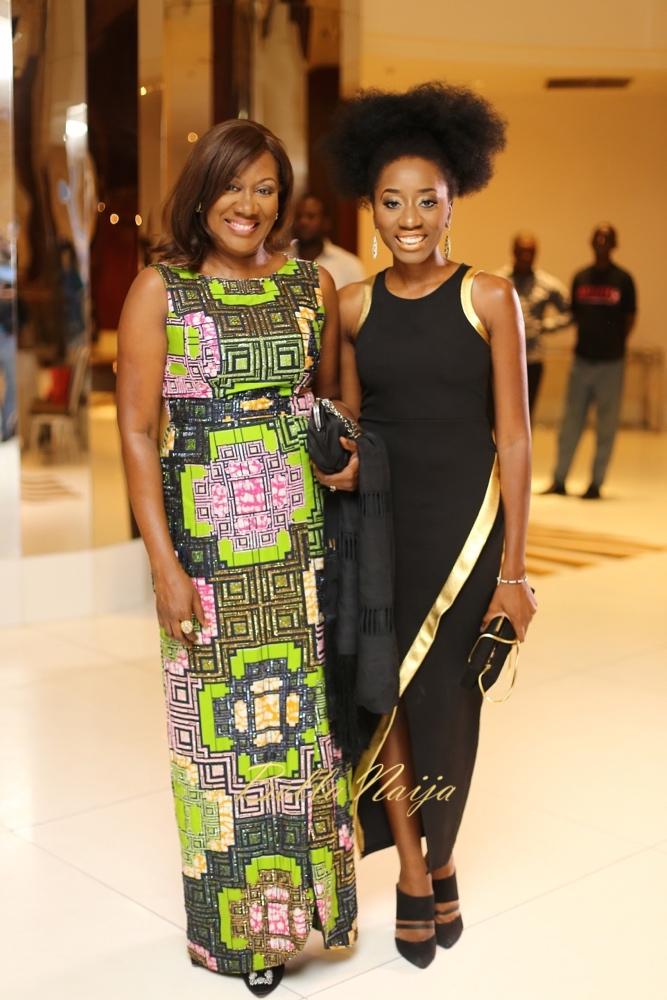 Nimi Akinkugbe & Kaline