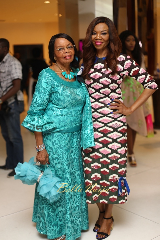 Dr Opral Benson & Betty Irabor