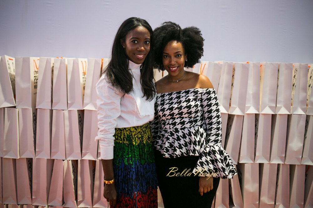 Bijou Abiola & BellaNaija Lifestyle Editor, Eki Ogunbor