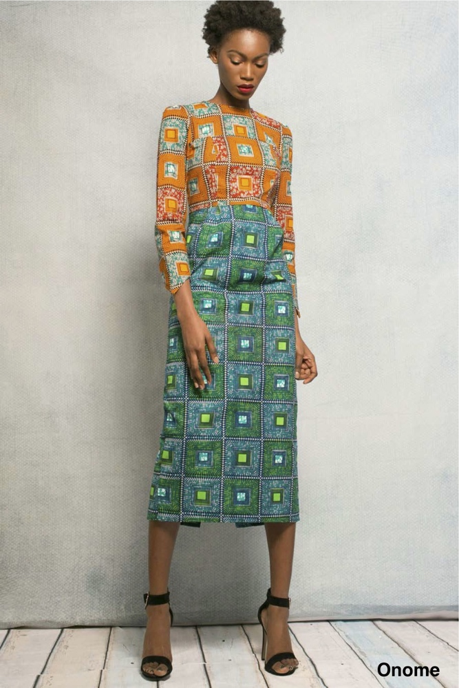 Onome Dress