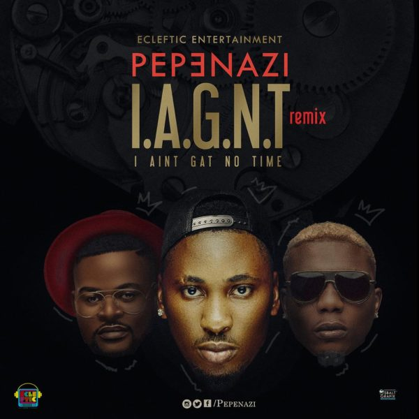 Image result for Pepenazi I ain't gat no time ft Falz, Reminisce