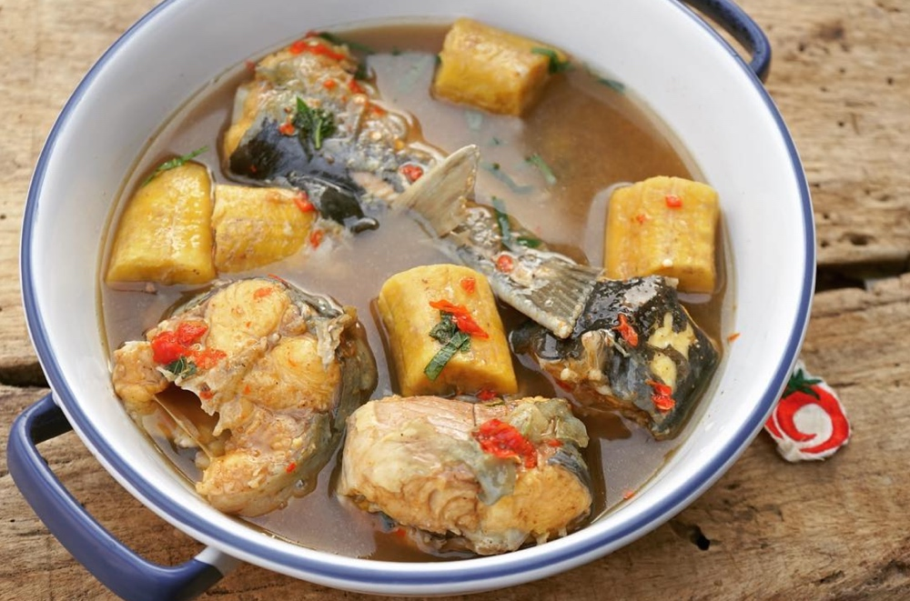 Worlddiabetesdayng healthy recipes using zucchini salmon plantain and fish pepper soup 1qfoodplatter bellanaija forumfinder Choice Image