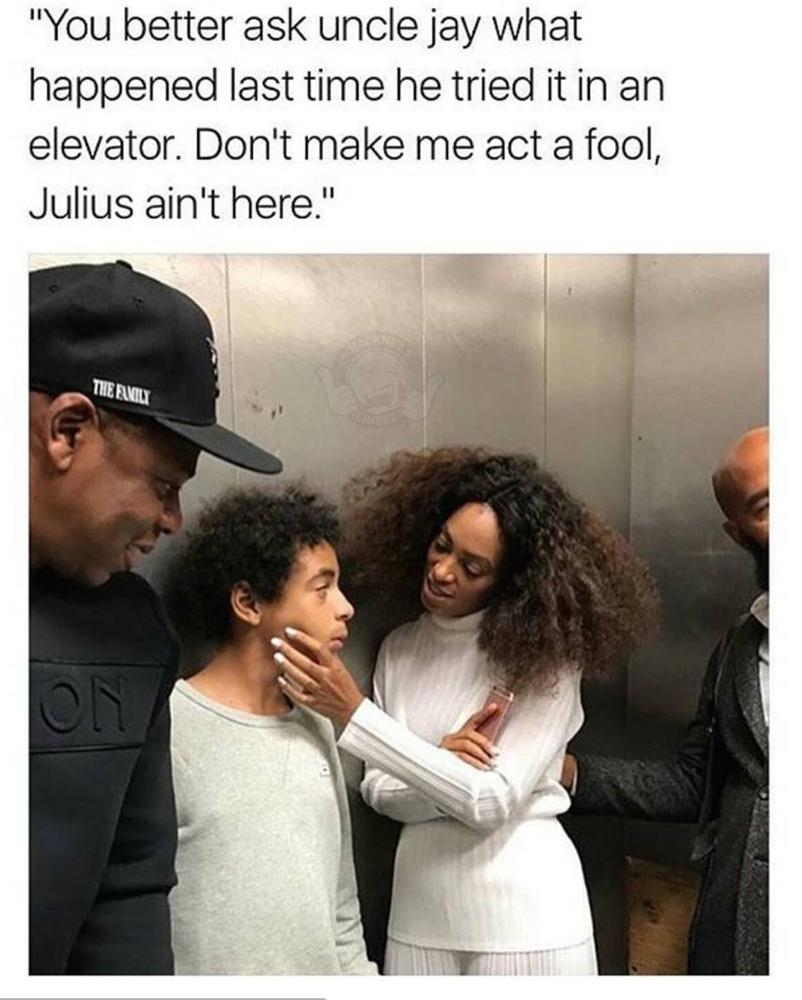 solange-jazy-z-tina-knowles-elevator_-_1_bellanaija