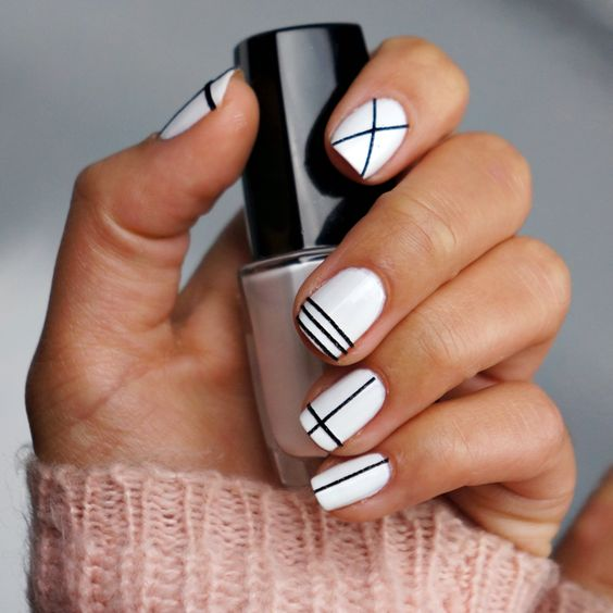 striped-nails-bellanaija