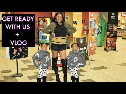 558218d316 BN TV  A Day in the Life of OmabelleTV   her Adorable Twin Girls ...