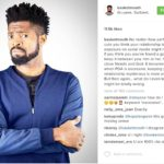 Basketmouth Relationship advice