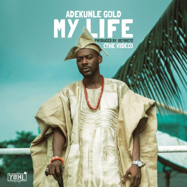 Adekunle Gold announces 12-Day Christmas Giveaway as he Releases Video for 'My Life'