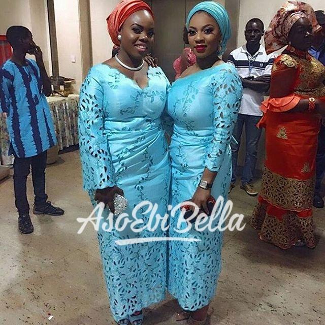 #AsoEbiBella in @ashabitailoring