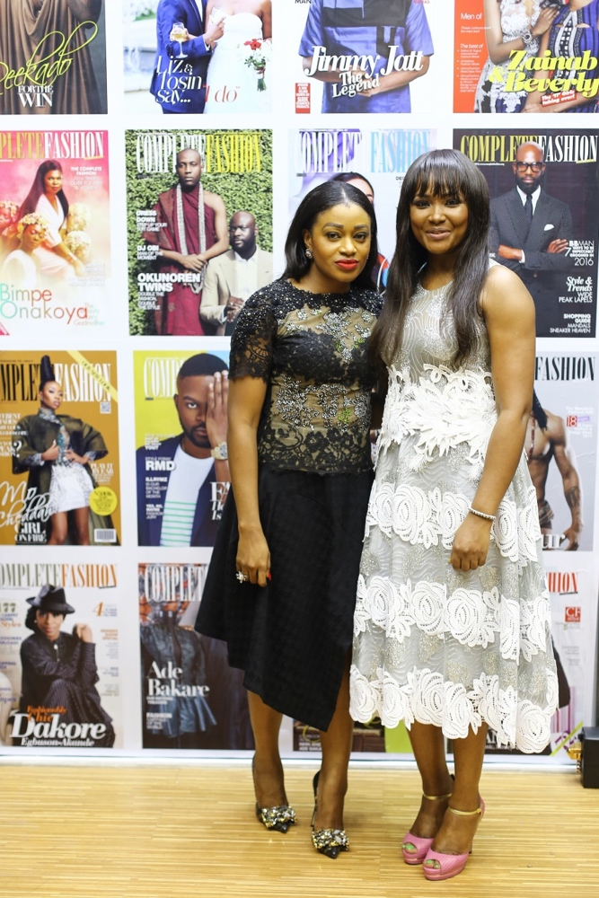 Complete Fashion Magazine Hosts Maiden Edition Of Fashion Is Series With Lanre Da Silva Ajayi
