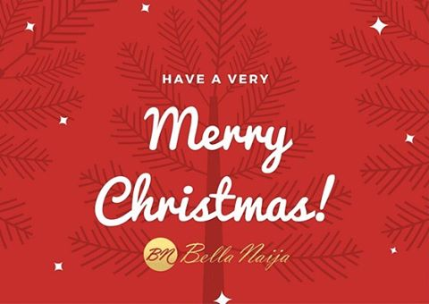 A Very Merry Christmas to BellaNaijarians! We Wish You Good Tidings & Lots of Love