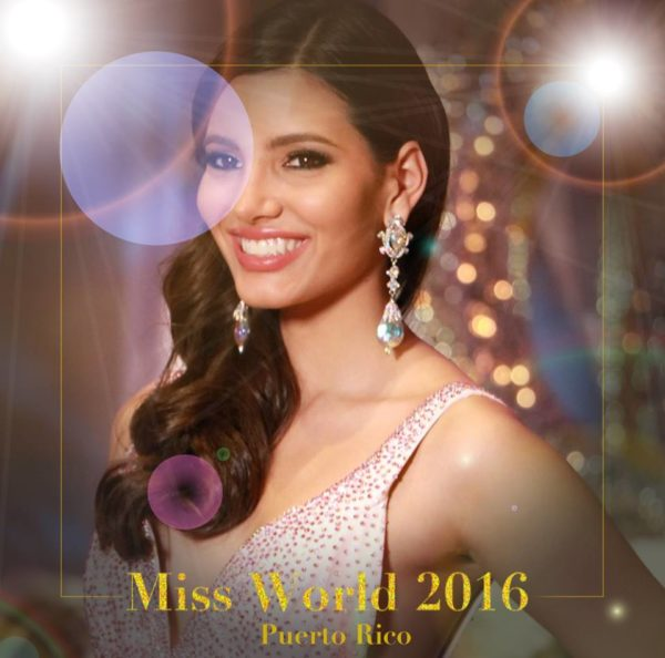 Official Thread Miss World 2016 ® Stephanie Del Valle - Puerto Rico Miss-World-2016-is...Stephanie-Del-Valle-from-Puerto-Rico-600x594