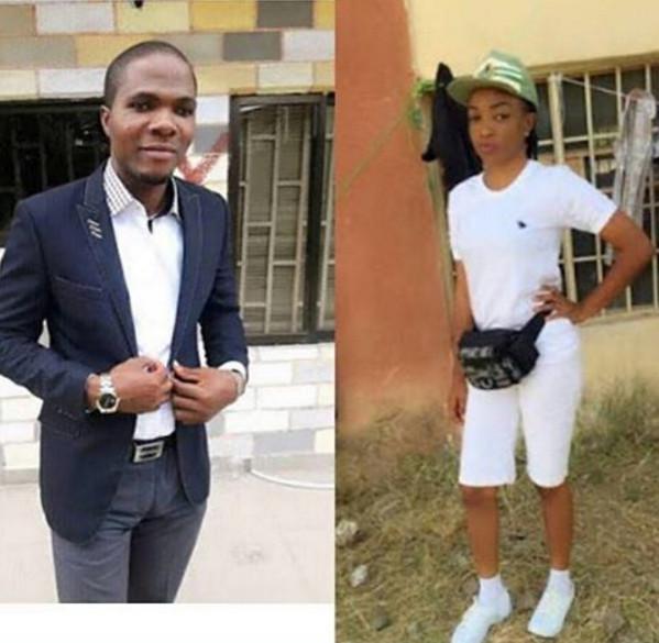 Asuquo Monday Ukeme and Ifedolapo Oladepo Rachael